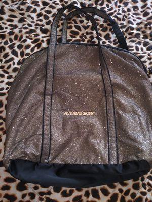 Victoria's Secret Sparkle tote / book / gym bag for Sale in Taunton, MA