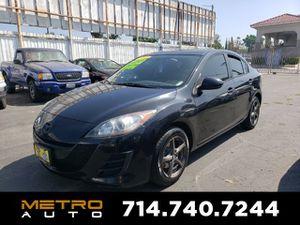 2010 Mazda Mazda3 for Sale in La Habra, CA