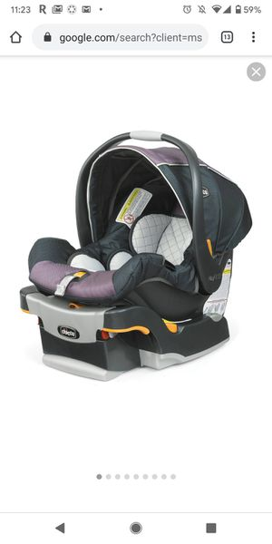 Chicco KeyFit30 car seat for Sale in Fremont, CA