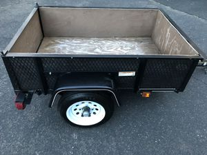2017 CARRY ON TRAILER - 3.5' x 5' for Sale in North Haven, CT