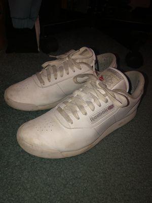 White Reebok Women's Sneakers for Sale in Ruffs Dale, PA