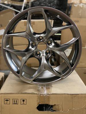 Hyper Black 20x10.5 5x120 Alloy Wheels for Sale in El Monte, CA