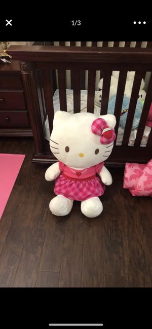Large hello kitty character for Sale in Poway, CA