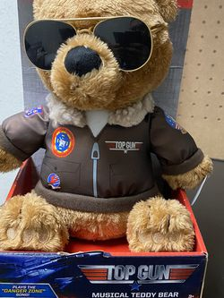 Top Gun Musical Bear for Sale in Long Beach,  CA