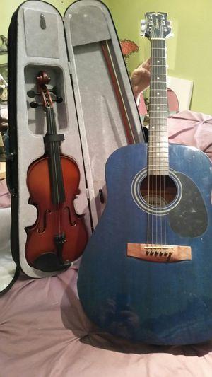 Nice guitar like new for Sale in VA, US