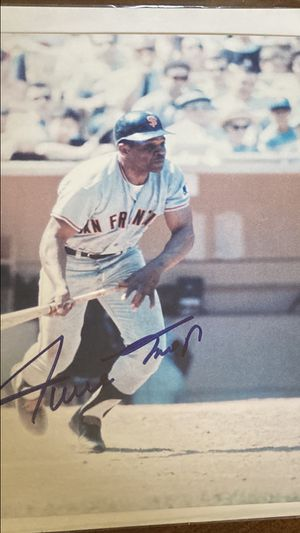Willie Mays for Sale in Halifax, PA