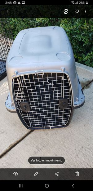 Jaula grande para perros new for Sale in Dallas, TX