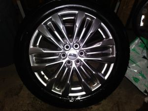 235/55/R20 all 4 Rims and Rubber for Sale in Boston, MA