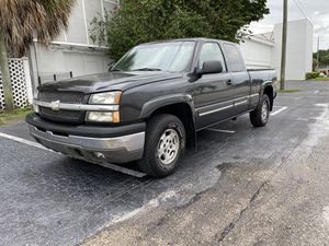 CHEVY SILVERADO EXTENDED CAB 4X4 5.3 L V8 for Sale in St.Petersburg, FL