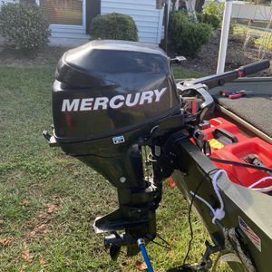 2011 Mercury 9.9 HP 4stroke for Sale in The Villages, FL