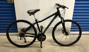 GIANT ROAM W 27-SPEED DISC HYBRID BIKE. EXCELLENT CONDITION! for Sale in Miami, FL