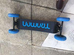 Trampa Vetrtigo Mountainboard / Off-Road Skateboard for Sale in San Francisco, CA