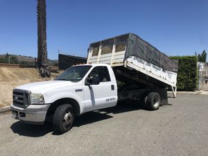 2006 Ford F-350 Flat bed for Sale in Mission Viejo, CA