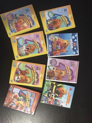 Disney Bear In The Big Blue House - Regions 1 & 2 (6 Disks) for Sale in Portland, OR