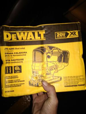 Dewalt jig saw for Sale in Surprise, AZ