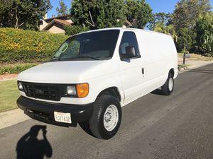2007 Ford Econoline E-150 Cargo Van for Sale in Buena Park, CA