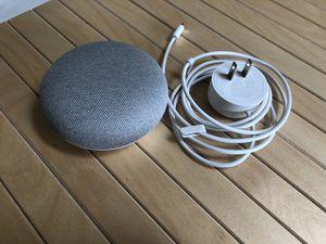 Google home mini speaker 1st gen for Sale in Portland, OR
