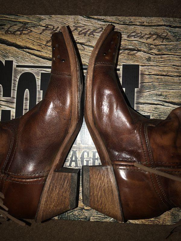 Corral fringe boots