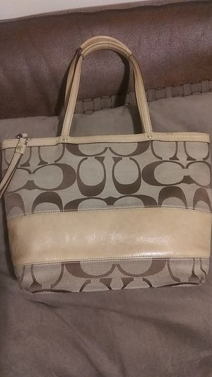 Coach purse for Sale in Salt Lake City, UT