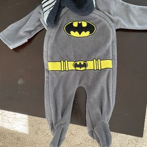 Free Boys Batman Jacket 0-3 Months for Sale in Christiana, PA