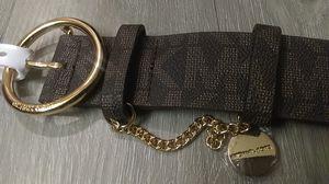 ***!*Michael kors designer belts...Female Small, Male L and XL. for Sale in Tukwila, WA