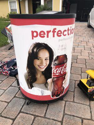 Cola cooler for Sale in Winter Haven, FL
