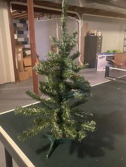 "Brand new Plastic 24"" tall Christmas tree for Sale in Cleveland,  OH"