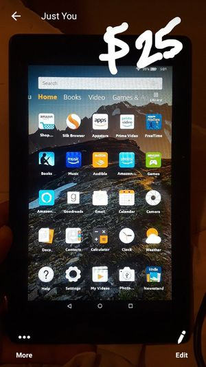 Kindle Fire 7 for Sale in Lynwood, CA