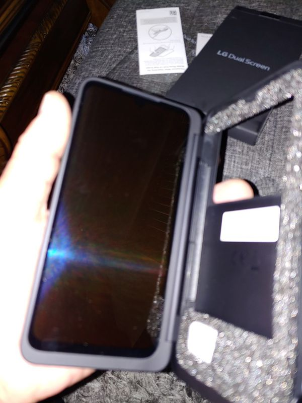 Case screen brand new for lg g8x