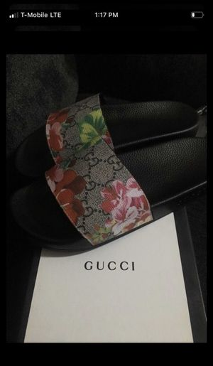 Gucci Slides size 39uk for Sale in Elk Grove, CA