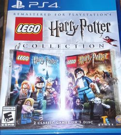 LEGO Harry Potter Collection - PlayStati for Sale in Las Vegas,  NV
