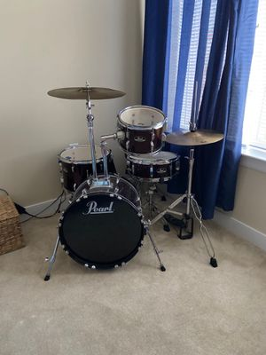 Pearl Drum set for Sale in Frederick, MD
