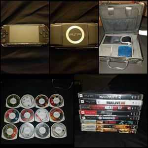 New PSP with extras for Sale in Brea, CA