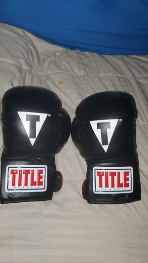 Kids boxing gloves for Sale in Swampscott, MA
