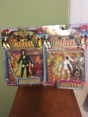 1996-1997 Hall of Fame Black Queen and Elektra for Sale in Pawtucket, RI