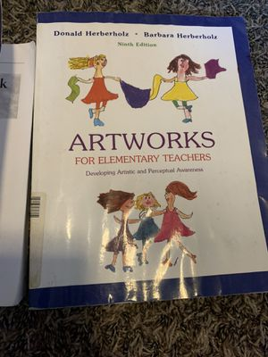 Artworks for elementary teachers for Sale in Colton, CA