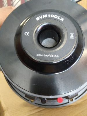 "EV Electro-Voice EVM10DLX 10"" Woofers Car Audio This is for 4 for Sale in Winter Garden, FL"