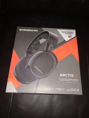 Steel Series Arctis 3 Gaming Headset for Sale in Bakersfield, CA