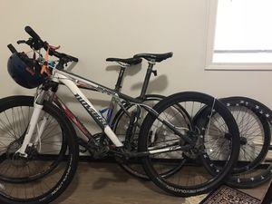 Novara hard tail and Giant road bike for Sale in Seattle, WA
