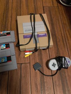Super Nintendo With games for Sale in Miami,  FL