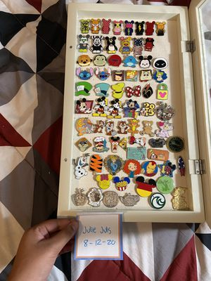 Disney pins for Sale in Diamond Bar, CA