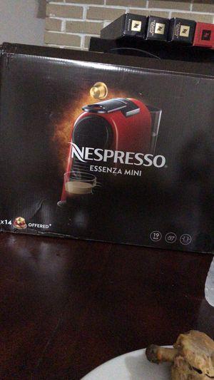 NESPRESSO Machine for Sale in Tampa, FL
