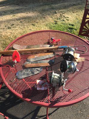 Vintage fishing Gear for Sale in Marysville, WA