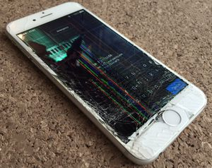 Apple Iphone Screen New & Used 8 plus 8 7 6 6s 5 5s CrAcked Digitizer Broken LCD for Sale in Stanton, CA