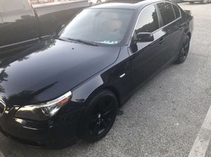 2006 BMW 5 series for Sale in Cleveland, OH