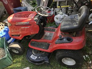 Troy Bilt Tractor Lawn Mower for Sale in Dracut, MA