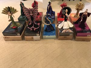 Barbie Bob Mackie Collection Lot Of 10 Dolls for Sale in Bethesda, MD