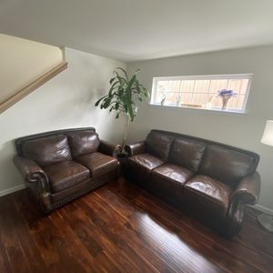 Real Leather Couches for Sale in Tacoma, WA