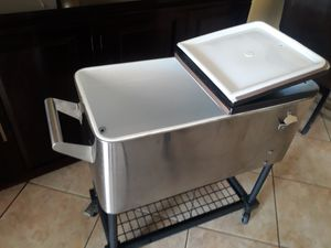 Stainless steel cooler for Sale in Los Angeles, CA