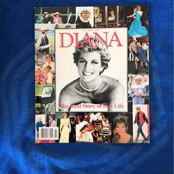 Diana the real story of her life for Sale in Port Orange,  FL